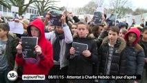 Emission spéciale attentat Charlie Hebdo #2