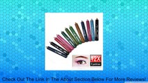World Pride 12 Assorted Colors Cosmetic Makeup Eyeliner Pencil Eyebrow Eye Liners Review