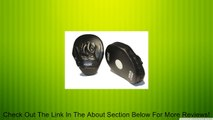 Punch Mitts,Focus Pads Hook & Jab Strike Pads MMA STRIKE, Boxing, Kikcboxing, MMA Review
