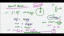 FSc Physics Book2, CH 20, LEC 4 Orbital Velocity According To Bohr's Atomic Model