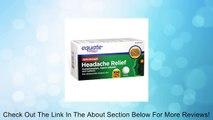 Compare to Excedrin Equate Extra-Strength Headache Relief Tablets, Acetaminophen, Aspirin, Caffeine - 100ct Review