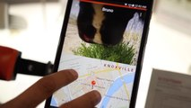 CES 2015: MOTOROLA'S CONNECTED DOG TRACKER LETS YOU SEE WHAT YOUR POOCH SEES
