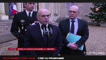 """Charlie Hebdo: Bernard Cazeneuve souhaite que l'opération """"se déroule dans les meilleures conditions"""""""