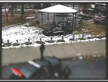 Nouvelle vidéo de la bavure policière de Cleveland : Le jeune Tamir Rice tué par des policier et sa soeur mise au sol!