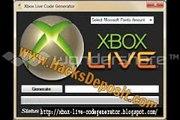 Xbox Live Gold Codes Generator 2013 - Unlock Xbox Live Codes daily updated Xbox Live Gold Generated
