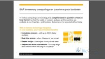 SAP HANA Online Training   SAP HANA Video Tutorials