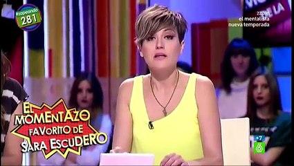 """Cristina Pedroche- """"Me quiero ir a 'Espejo Público' porque todas las colaboradoras salen con novio"""""""