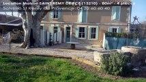 A louer - maison - SAINT REMY DE PCE (13210) - 4 pièces - 80m²