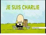 Charlie Hebdo Shooting Paris - 12 Killed - Cartoonists show Charlie Hebdo solidarity