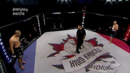 HK Fight Of The Week Josh Griffin vs Jarid Bussmaker HK 40