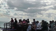 At Clacton On Sea Essex air show day 2 highlights part 4 The Red Arrows 2014