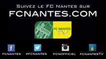 "Michel Der Zakarian avant FC Nantes - FC Metz : ""Bien redémarrer la saison"""