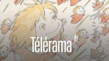 Visite guidée :  les dessins du Studio Ghibli avec le dessinateur Juanjo Guarnido