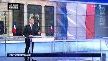 Prise d'otages : Hollande s'exprime au ministère de l'Intérieur