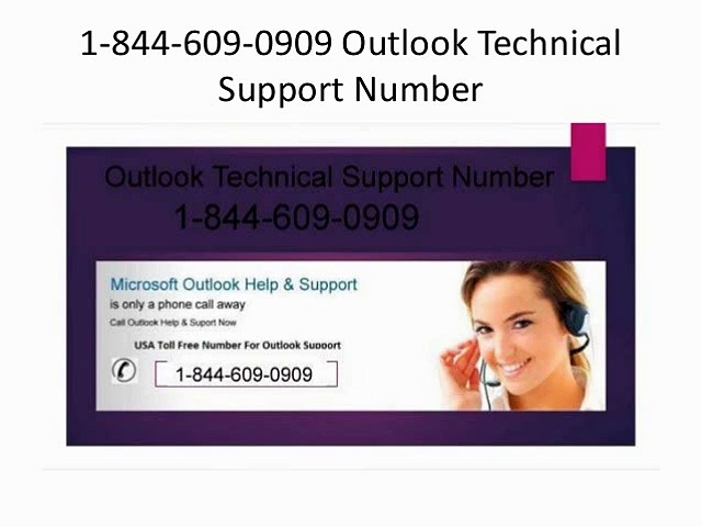 1-844-609-0909 @## Outlook Technical Support Number, Outlook Tech Support number