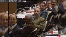 Les discours-fleuves de Fidel Castro