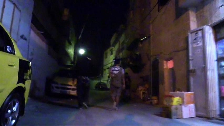 Making of du clip de rap Black Cloud - Tourné en Palestine