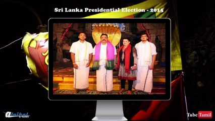 Sri Lankan Presidential Election - 2015 An Analysis By K.S.Thurai