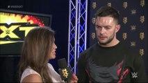 Devin Taylor interviews Finn Balor