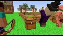Minecraft Animation - Minecraft Produced - Top 10 Monster School Minecraft Animations 2014