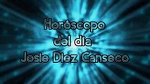 Horóscopo de Josie Diez Canseco para el día 12 de diciembre del 2015