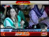 Azadi March Beautiful Girls Dharna in Islamabad #Azadi #March #Pti (Imran Khan)