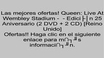 Queen: Live At Wembley Stadium -  - Edición 25 Aniversario (2 DVD + 2 CD) [Reino Unido] opiniones