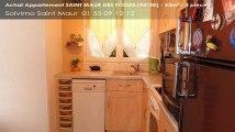 A vendre - appartement - SAINT MAUR DES FOSSES (94100) - 3 pièces - 53m²