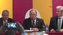 Galatasaray Divan Kurulu Olağanüstü Toplantısı Başladı 1