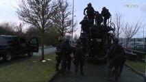 La gendarmerie dévoile des images de l'assaut du GIGN contre les frères Kouachi