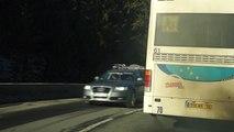 Chamonix alerte pollution de l'air Chamonix Bus 7 janvier 2015