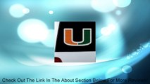 Miami Hurricanes Die-Cut Window Film - Large Review