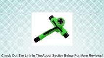 Reflex Green Roller Skate Tool - Reflex Utilitool - Roller Derby Tool Review