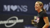 "WTA - ATP - Justine Henin : ""Le duo Mauresmo-Murray ? J'adhère !"""