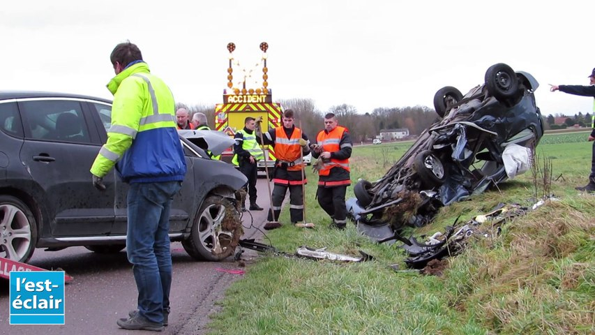 Accident mortel à Saint-Loup-de-Buffigny