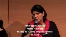 18ème JNPS - Paris - 5 février 2014 - Mairie du 12ème Paris - Pénélope KOMITES