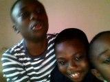 Daniel et Jérémie,Emmanuel le nul,le gros con(avec sa grosse tête)