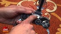 L.Y.N.X. 9: un control para videojuegos muy versátil
