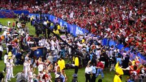 OSUMB 01 01 2015 Final Play of the game then Sloopy Swag Battle Cry Carmen Ohio at Sugar Bowl