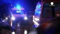 قتلى وعشرات الجرحى إثر تفجيرين في لبنان