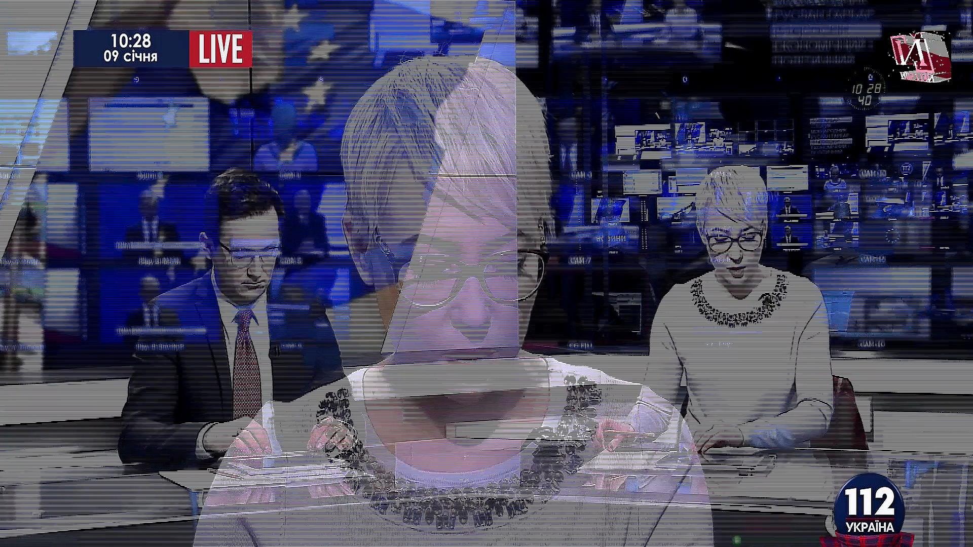Соскин О., Гарбар Р., интервью о политике Украины и терактов во Франции  09. 01. 2015 года