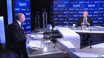 """Laurent Fabius : """"Frappé par la détermination du Président de la République"""""""