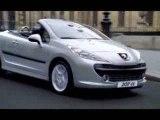 Peugeot 207 CC Publicité Allemagne