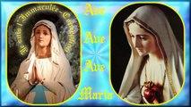 AM13. Lourdes & Fatima : Reine de Victoire