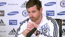 CHELSEA SACK ANDRE VILLAS-BOAS - AVB's last press conference as Chelsea manager