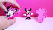 Play Doh Minnie Bows Play Doh Minnie Mouse Make Bows Shoes Disney Junior Mickey Mouse Clubhouse