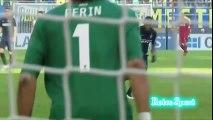 Inter Milan vs Genoa 3 - 1 All Goals & Full Highlights Serie A 2014 - 2015