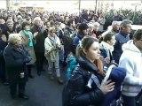 Rassemblement pour Charlie à Villefranche-sur-Saône