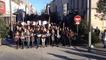 Charlie Hebdo: A La Roche 25 000 personnes en hommage aux victimes des attentats