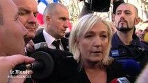 Marine Le Pen mobilise un millier de personnes à Beaucaire